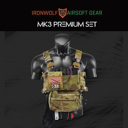 Chestrig MK3  Premium set Twinfalcons