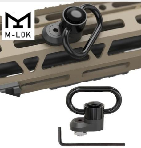M-lok QD Mount