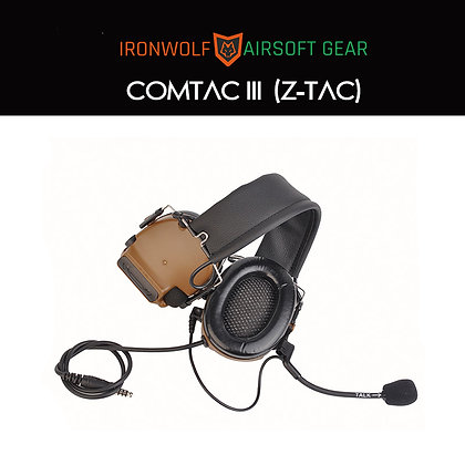 Protector Auditivo Comtac III C3
