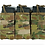 Thumbnail: Panel Triple M4 mag quick pouch Twinfalcons