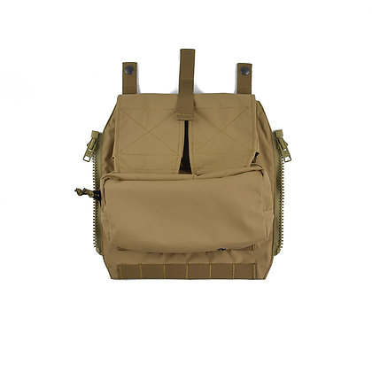 Crye-Pouch-Zip-On-Panel P042 Twinfalcons