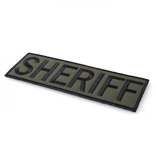 Parche SHERIFF