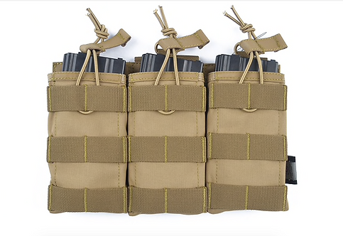 Panel Triple M4 mag quick pouch Twinfalcons