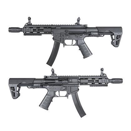 King Arms PDW 9mm SBR M-Lok-Black Edition