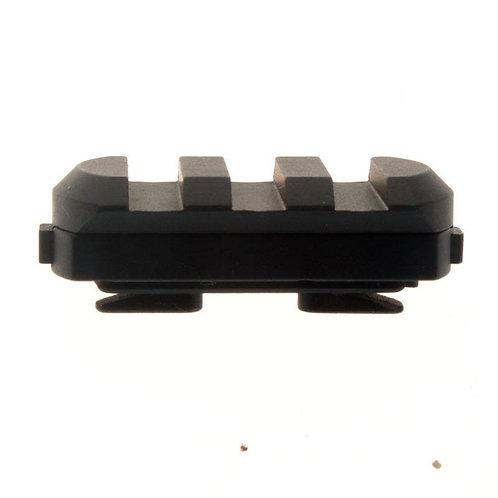 5KU QD M-LOCK 3 Slot Rail Section Picatinny