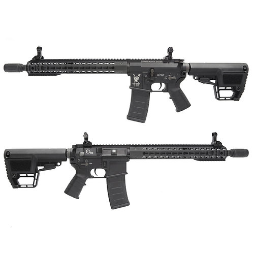 King Arms M4 TWS KeyMod Carbine Black