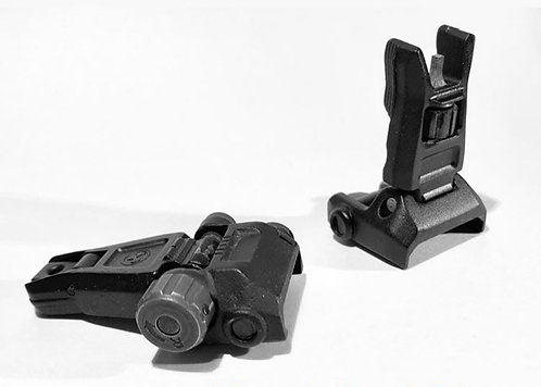 G4 front and rear sights Full metal