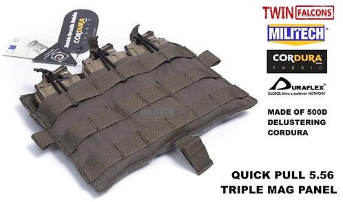 Panel triple M4 Twinfalcon