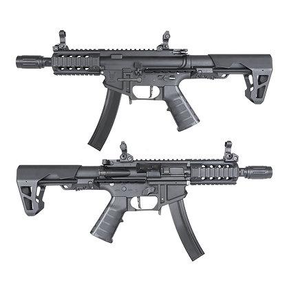 King Arms PDW 9mm SBR Shorty Black Edition