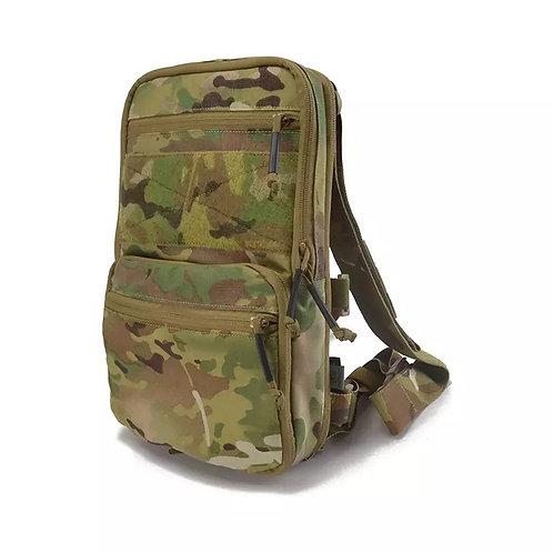 Compress hydration bladder backpack (Flatpack)