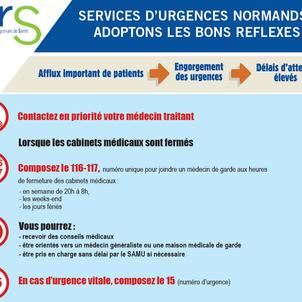 COVID : Désengorgeons les urgences