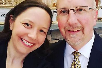 Pastor Dan and Lynn