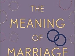 A few good books on marriage