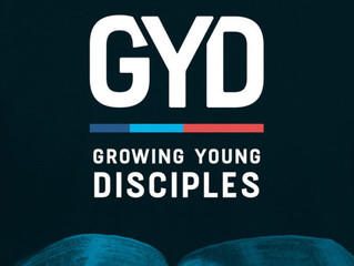 Growing Young Disciples Training Evening