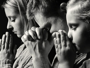 5 Good Habits: Praying together