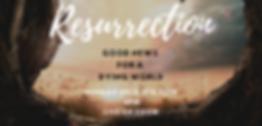 REsurrection- website banner (with live