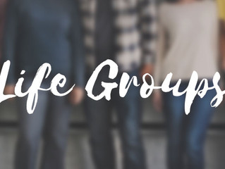 Trinity at Four Life Groups
