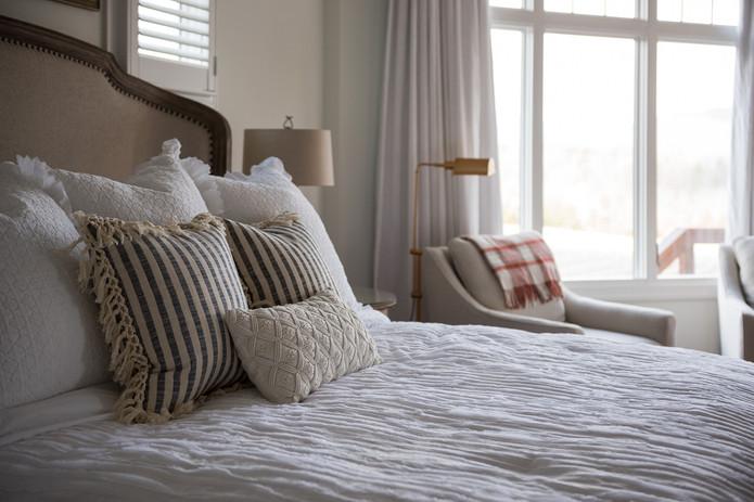 Deluxe Bed | Inn at Stinson Vineyards.jpg
