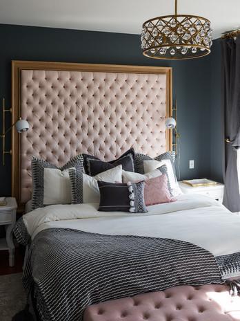 Blush Bed | Inn at Stinson Vineyards.jpg
