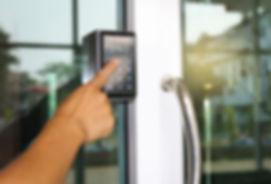 access control smart lock