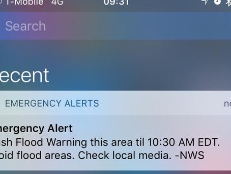 Notificaciones PUSH en casos de emergencia