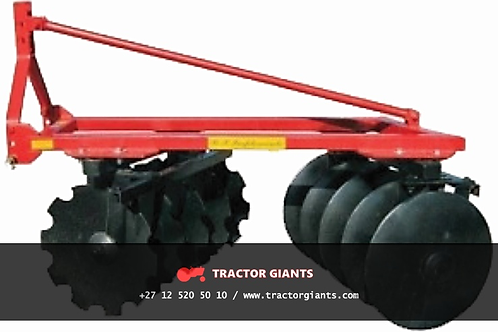 Disc Harrows - 8x8 - 9x9 for sale - Tractor Giants