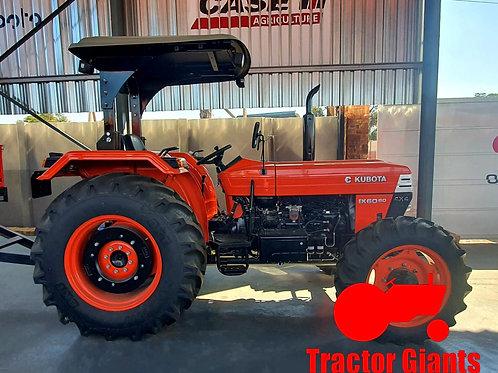 Kubota EK6060 4x4 tractor (1752)