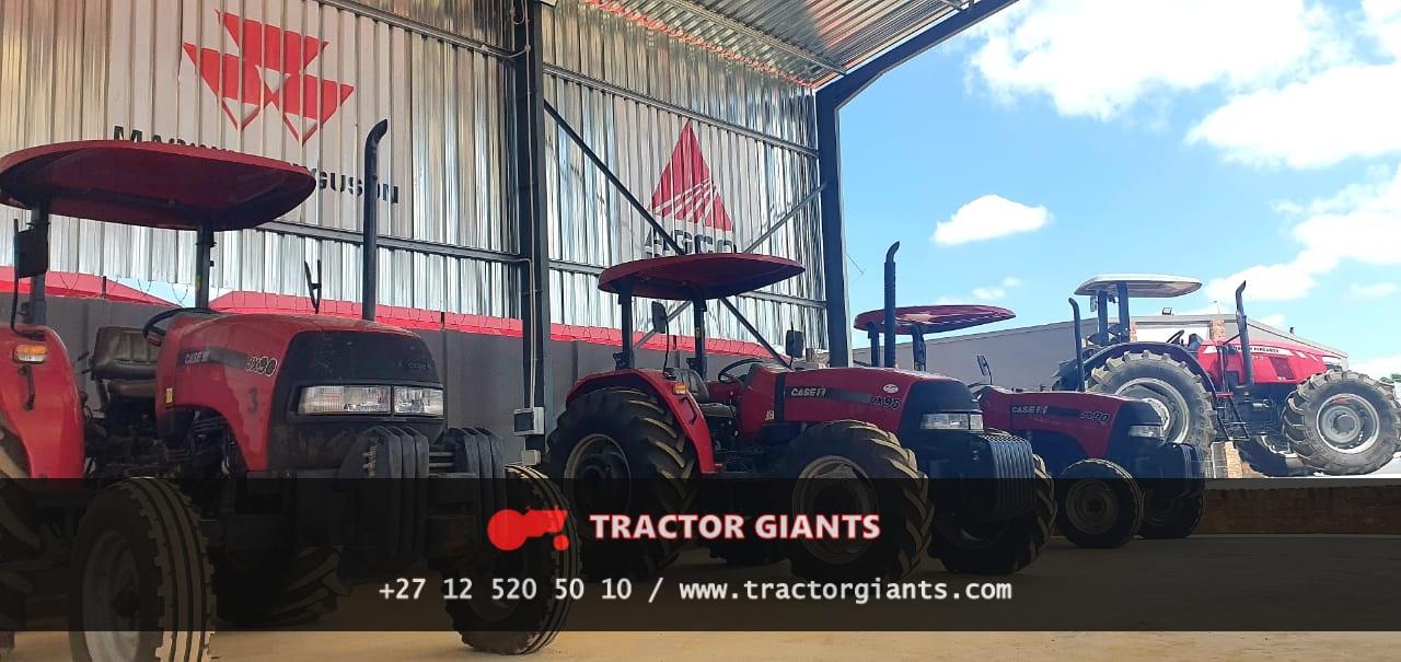 Case Tractors - Tractor Giants