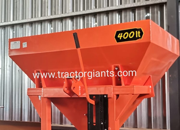 400L Mounted Fertilizer Spreader Available at Tractor Giants