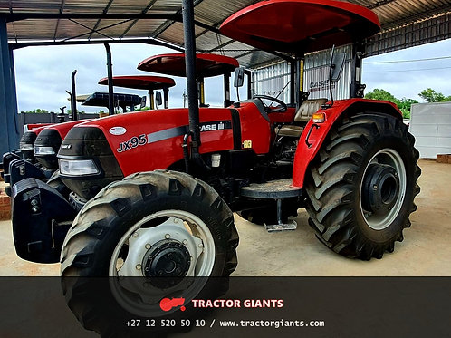 Case JXT 95 4x4 tractor for sale - Tractor Giants