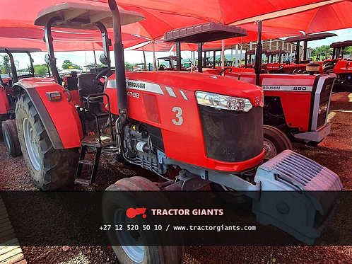 Massey Ferguson 4708 tractor for sale (1581)