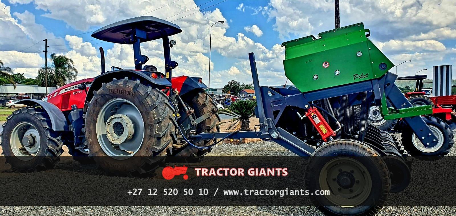 Massey Ferguson Tractors - Tractors for sale