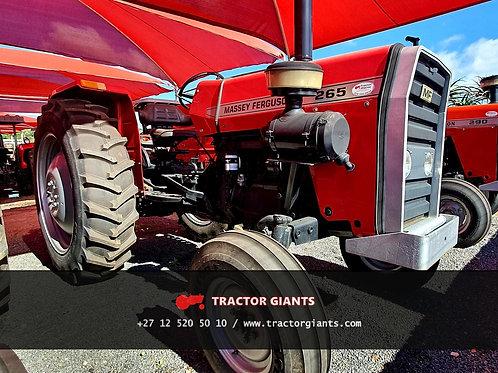 Massey Ferguson 265 tractor for sale (1050)