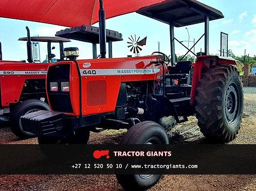 Massey Ferguson 440 tractor for sale