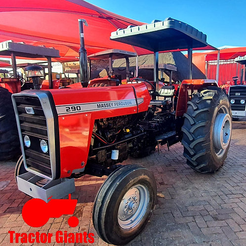 290 Massey Ferguson tractor