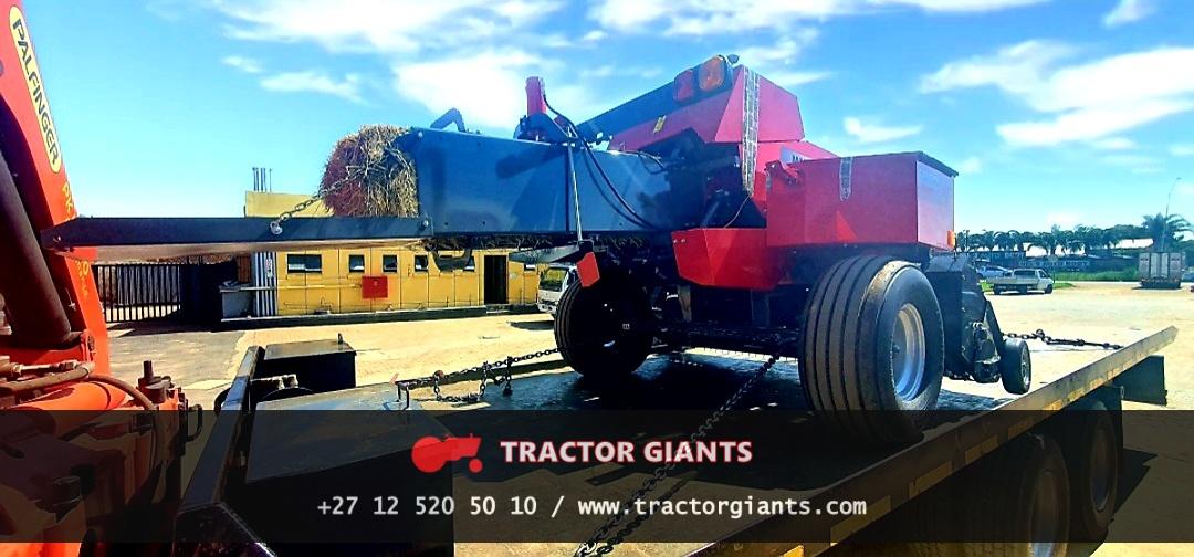 Baler for sale - Tractor Giants 3