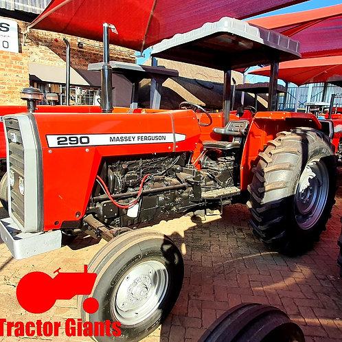 Massey Ferguson 290 tractor (1490)