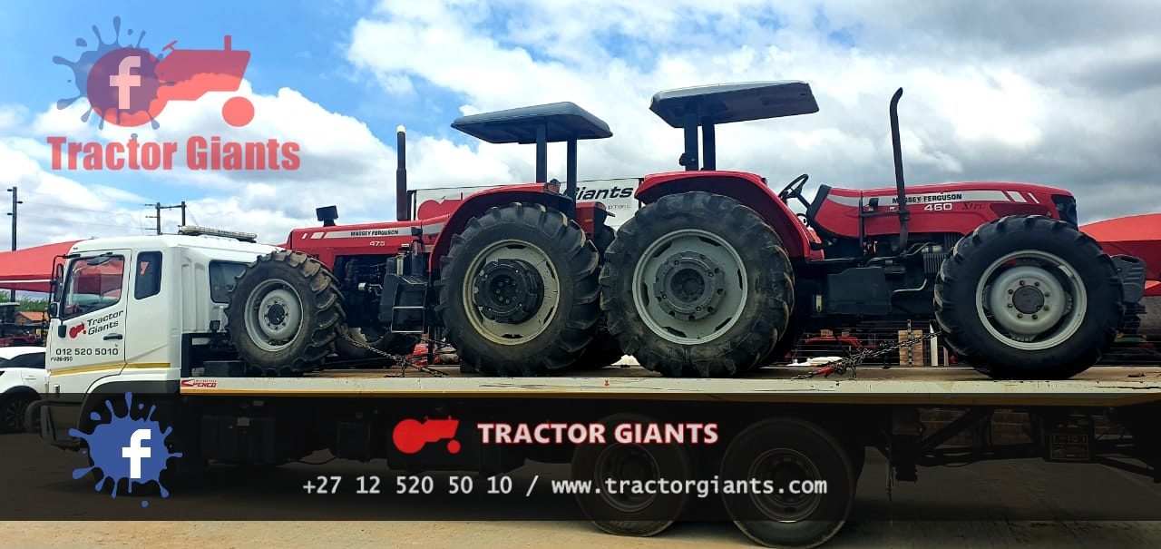 Used tractors for sale- tractor giants (
