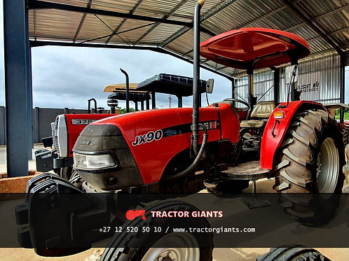 Case JXT 90 tractor for sale - Tractor Giants