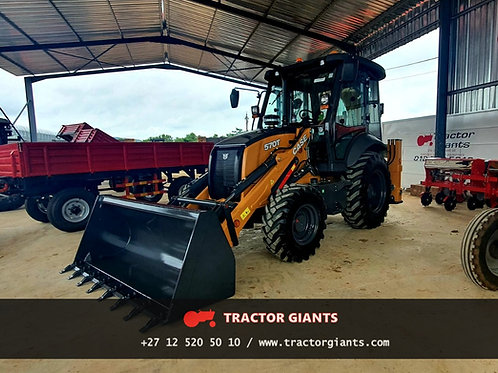 Case 570T TLB for sale - Tractor Giants