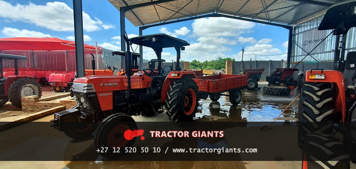 New Kubota Tractors - Tractor Giants