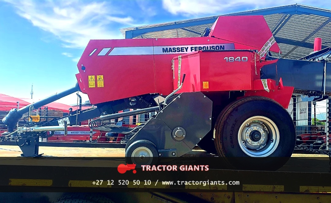 Baler for sale - Tractor Giants (1)
