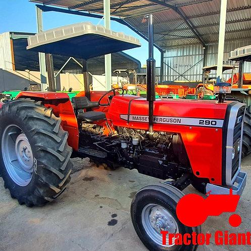 Massey Ferguson 290 tractor (871)
