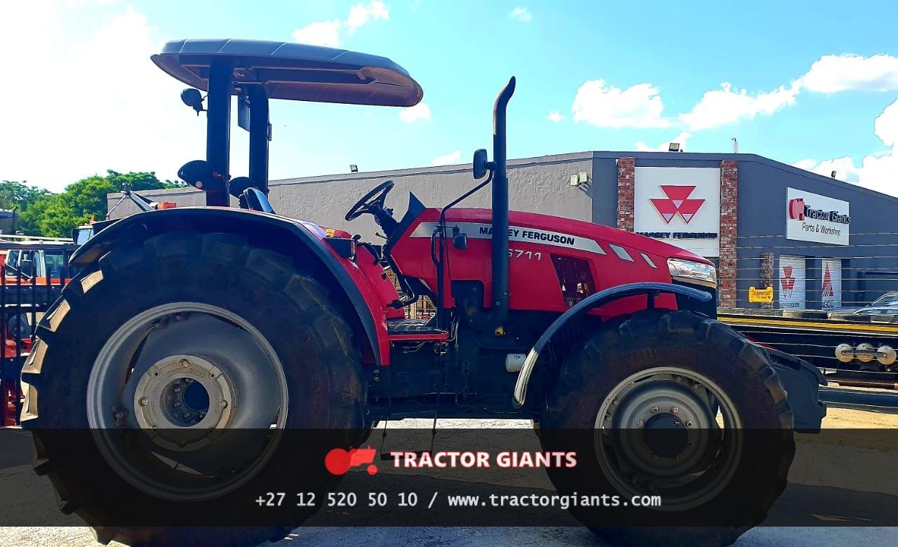 MF Tractors - Tractor Giants