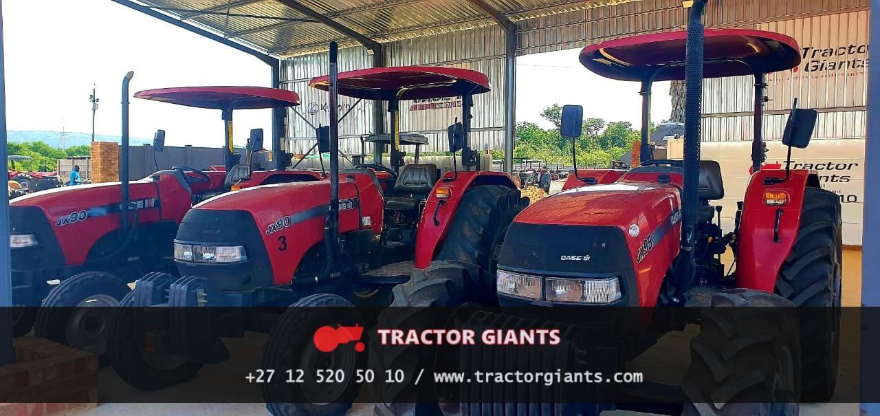 Case Tractors - Tractor Giants 1