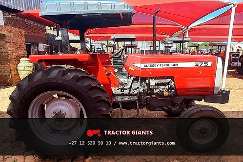 Massey Ferguson 375 tractor for sale (1719)