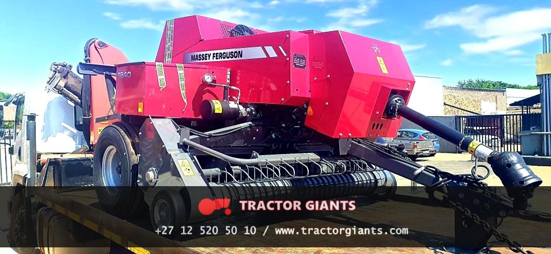 Baler for sale - Tractor Giants 2