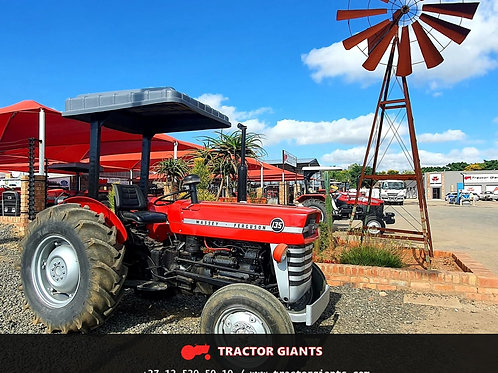 Massey Ferguson 135 tractor (1390)