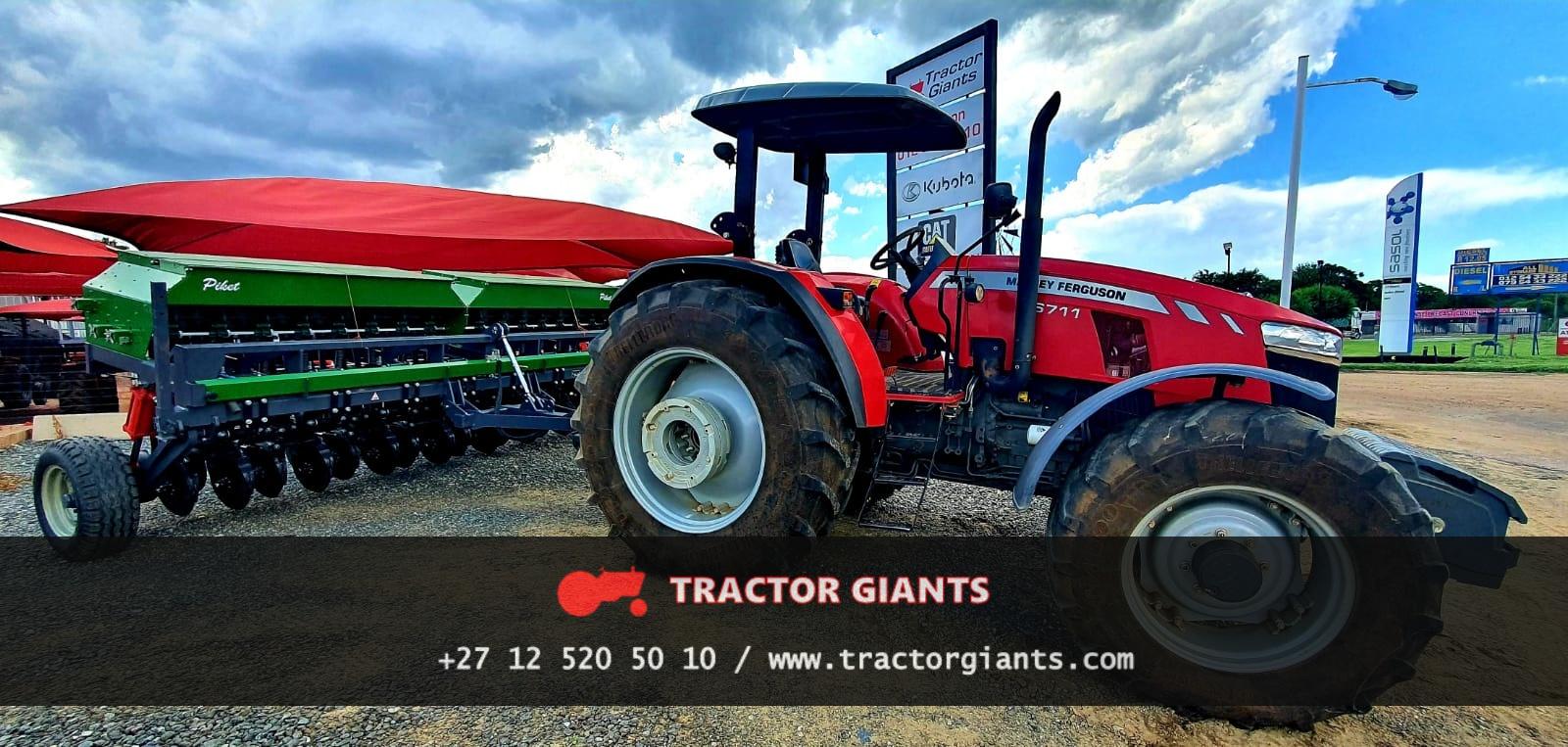 Massey Ferguson tractors for sale - trac