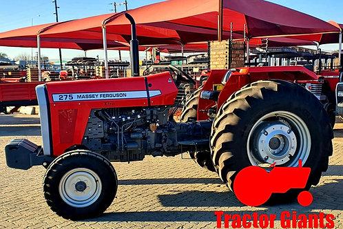 Massey Ferguson 275 Xtra tractor